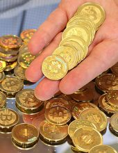 Bitcoin's- virtual currency