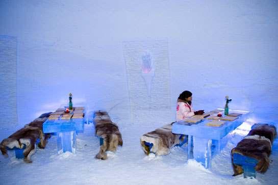 lainio-snow-village