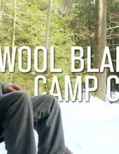 WoolBlanketCampChair