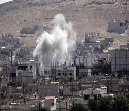 Pentagon ISIS Iraq