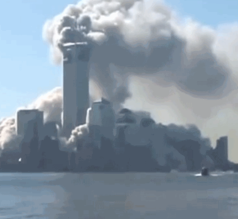 Rare Amateur 9 11 Footage With Audio Not Shown On TV (Video)