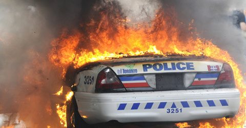 96 Percent of Americans Expect More Civil Unrest in U.S. Cities This Summer