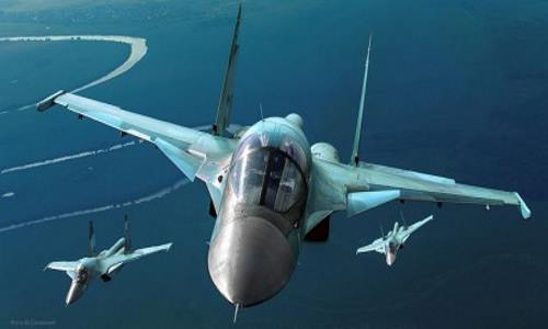 Preview Of World War III? Russia Is Putting On A Display Of Firepower That Is Shocking The World