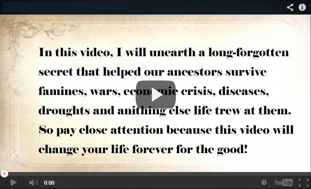Thelostwaysvideo