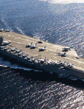 DC THINK TANK ADMITS THAT U.S. AIRCRAFT CARRIERS ARE OBSOLETE
