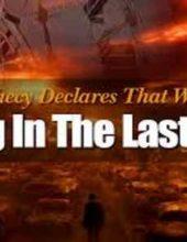 Biblical End Of Days