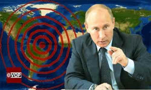 RUSSIA WARNS