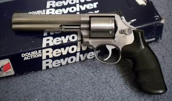 357-ACTION-REVOLVER