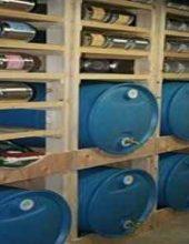 Stockpiling Food & Water