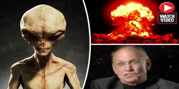 Aliens Are Sabotaging Nuclear Weapons, Says Former US Air Force Lieutenant