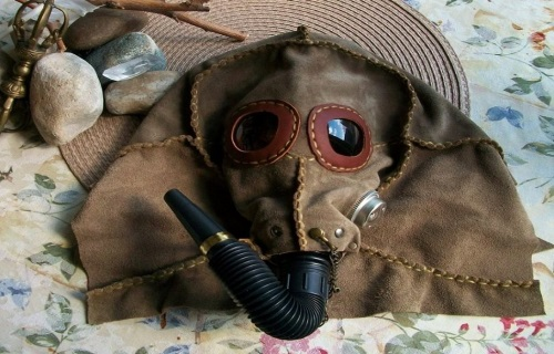 How to Make a Gas Mask: Basic Principles and Methods (DIY Items Which can Potentially Save Your Life in Case of a Disaster)